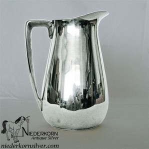 Sterling Silver Pitcher by Reed & Barton